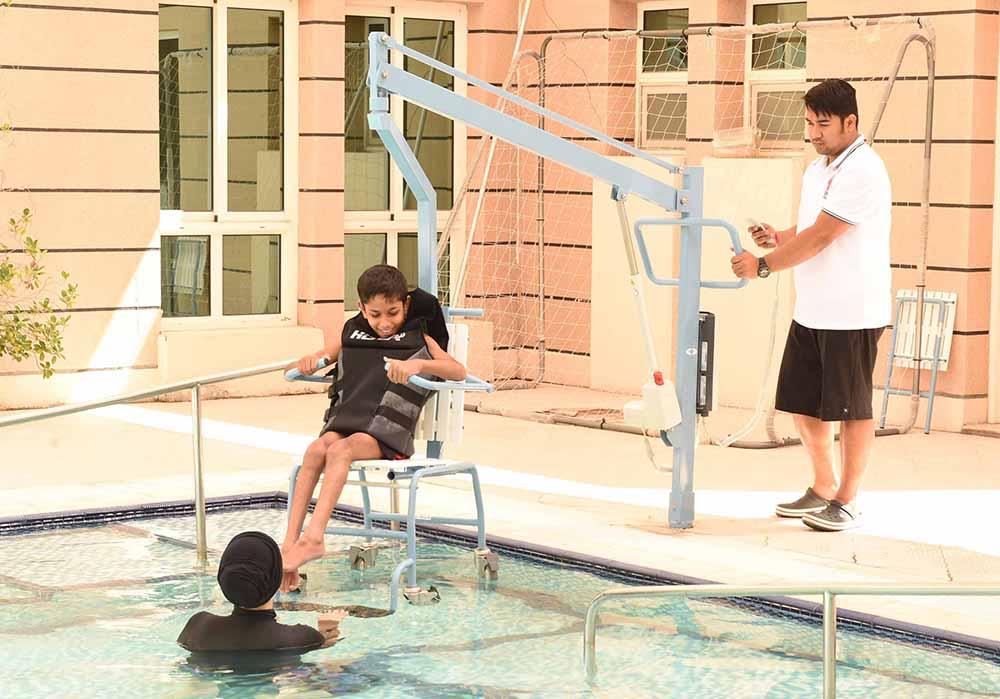 Swimming / Aquatic Therapy